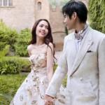 向佐與郭碧婷的婚前協議:「好的婚姻,一定要先談錢的問題」