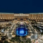 世界最豪華機場旅館