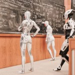 大學教授也是AI機器人?