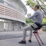 創新研發LEX行動坐椅
