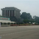 越南縱遊(四十) 河內胡志明陵寢、故居