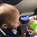 如何帶著半歲到一歲的小孩去旅行