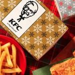 日本人慶祝聖誕節的方式  吃肯德基