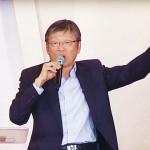 科技金童一夕跌落雲端、失業18個月 台灣三星策略顧問吳昇奇:上帝讓我重新出發、從心做人