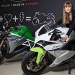 電動摩托賽車-女版Elon Musk