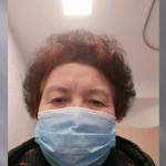 71歲的她跟新冠病毒打了一場遭遇戰 最後居然贏了!