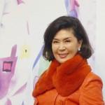 40年首辦個展 「台灣最美麗主持人」白嘉莉:感謝上帝一路看顧!