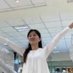 28歲癌末、29歲婚姻破碎 生命揚起時-旗舞老師吳思怡