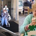 「持續用禱告與樂觀抗疫!」紐約90歲阿嬤戰勝病毒出院
