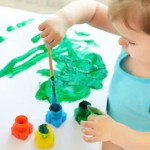 1歲幼兒教育性手作活動