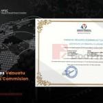 Doo Prime德璞資本獲得瓦努阿圖金融服務委員會頒發的監管牌照