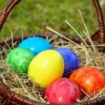 幼兒趣味復活節活動