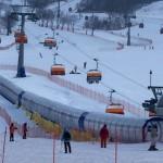 東北冰雪(十)  吉林松花湖度假區與滑雪場