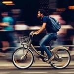 現在正是騎自行車的好時機
