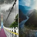 【生活解封,出去玩吧】秘境景觀「南投雙龍七彩吊橋」即將開放!和孩子一起來場山裡之旅