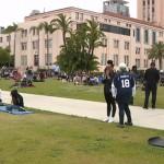 【一城市一禱告】美聖地牙哥1萬6千名基督徒和135個教會沿街跪禱:「上帝可以醫治所有動亂」