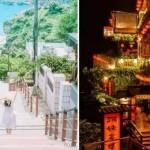 【生活解封,約會去吧!】來場新北海岸線「海景之旅」:台灣也有個小鎌倉、在九份山城共享一壺好茶