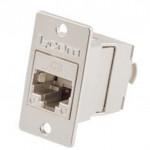 L-com諾通發布新型8類免工具Keystone母頭和現場端接RJ45插頭,支持PoE++
