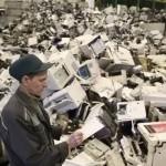 全球每年丟棄100億美元電子貴金屬
