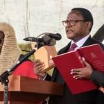 牧師拉撒路當選東非馬拉威總統 就職演說談新政:感覺像拉撒路死裡復活
