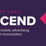 App Annie Ascend為流動廣告和收入提供支持