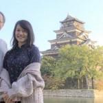 上帝寫下奇妙劇本  宣教士行走禱告 讓日本三代家庭都信耶穌