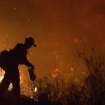 【沒人能置身事外】北加州野火已經燒掉 5 個台北、上萬人逃離家園!那條「威脅」的線正朝你我靠近