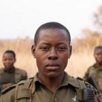 辛巴威,全女性組成的動物巡守隊