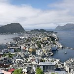 挪威Alesund的驚險大挑戰