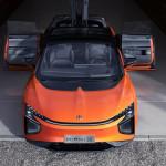 英國之寶助力高合汽車HiPhi X - 英國頂級音響品牌Meridian,首次專供中國品牌