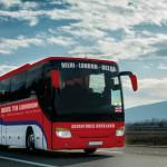 搭巴士橫跨歐亞大陸
