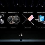 華為全場景新品全球發佈:六款產品創新不斷 款款體驗深入人心