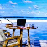 馬爾地夫提供誘人的工作度假方案