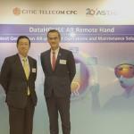 應科院與中信國際電訊CPC攜手顛覆客戶體驗