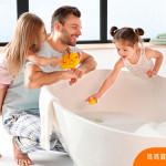 爸爸什麼時候開始不能跟女兒洗澡?