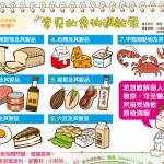 常見的食物過敏原|全民愛健康 過敏篇5
