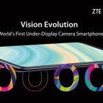 中興發佈全球首款屏下攝像手機Axon 20 5G