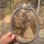 加州大火肆虐無情 70年父母婚照失而復得 失主跪謝上帝派來天使賜下恩典
