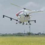 【報橘專訪】無人機「飛簷走壁」精準掌握農業需求,未來包辦「空中宅配」直接送貨到你家