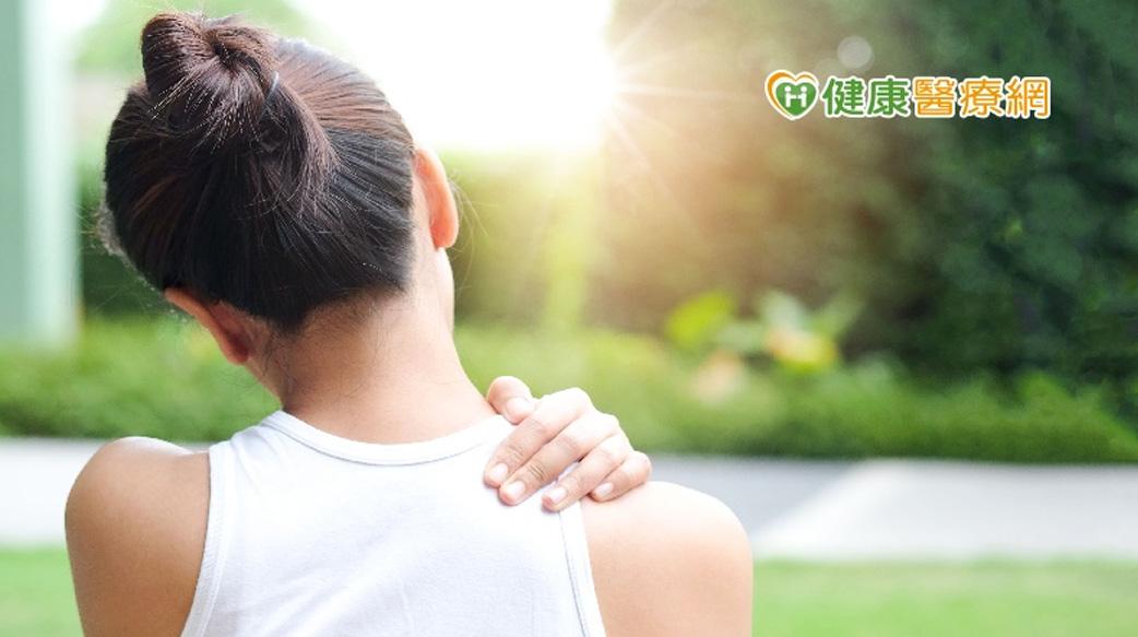 肩頸痠痛、腰痠背痛看不好 過敏體質調一下,痠痛就會好