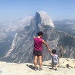 優勝美地的三點全露:Glacier Point、Washburn Point、Dewey Point
