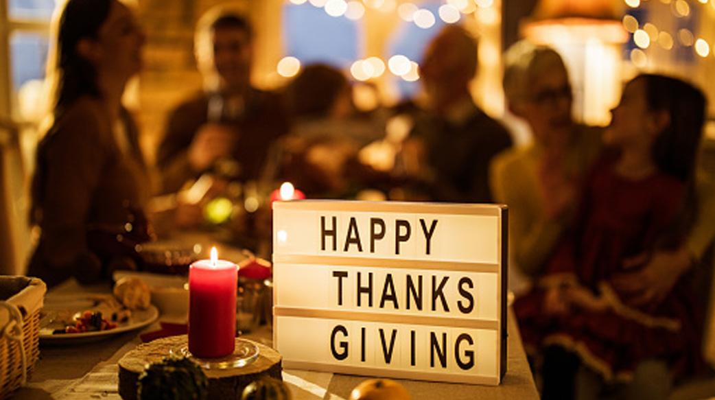 疫情期間感恩節親友相聚建議