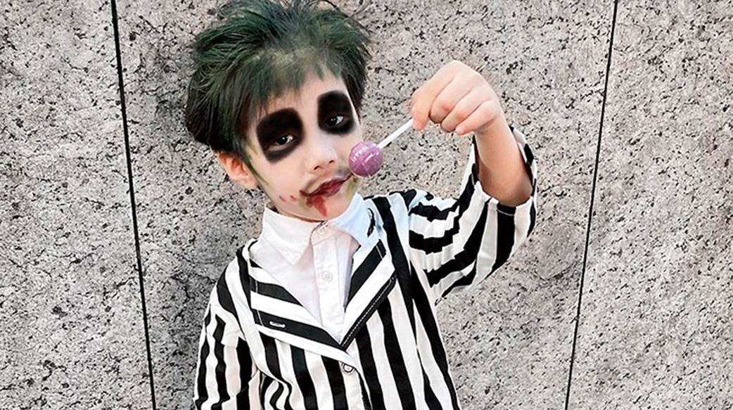 「萬聖節扮鬼讓孩子更了解生死觀念!」帶孩子從零開始完成萬聖裝扮,成為親子難忘甜蜜回憶