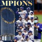 信仰助推洛杉磯道奇隊基督徒投手 贏得世界職棒冠軍
