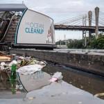 太陽能河流垃圾清潔機