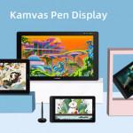 新一代移動創作平台 -- 繪王推出Kamvas12&16新晉性價比之王