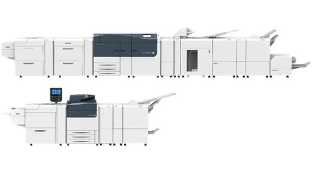 富士施樂推出Versant 3100i 和 180i Press生產型數碼印刷系統