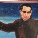 迦納手繪電影海報藝術