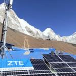 中興通訊協助Ncell完成珠峰大本營預防性網絡維護工作