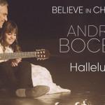 上帝美聲波伽利回歸樂壇線上開唱 攜手8歲小女兒合唱聖誕歌温馨動人